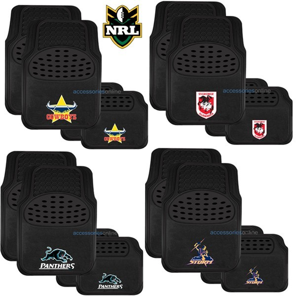 NRL car FLOOR MATS