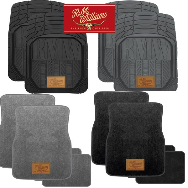 RM WILLIAMS FLOOR MATS
