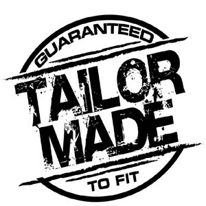 TAILORED : MADE TO ORDER