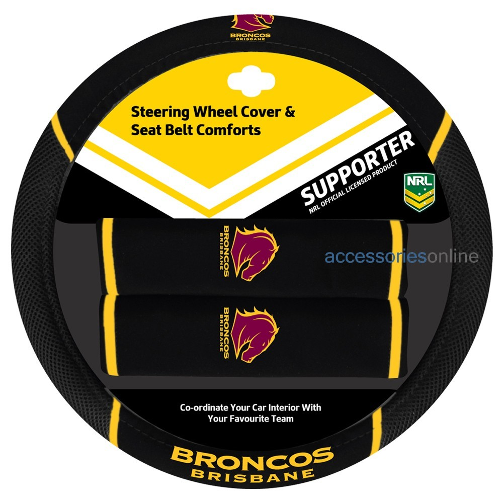 NRL BRISBANE BRONCOS Car