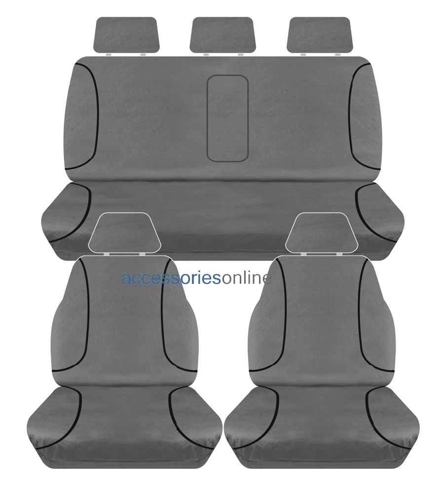 Car Seat Covers Triton Mq