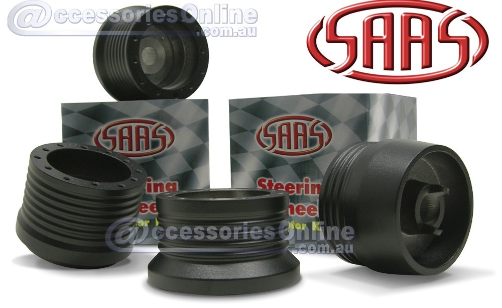 FORD BOSS KIT SPORTS STEERING WHEEL ADAPTERS by SAAS ®