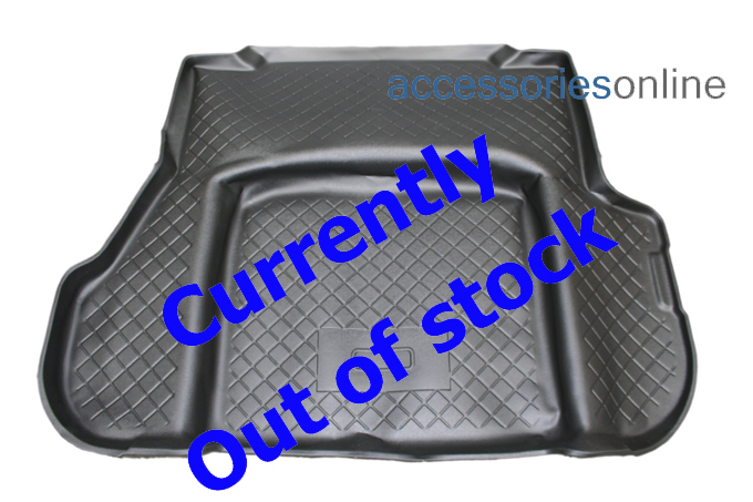 FORD FALCON Sedan [BA BF] 2002 to 2008 BOOT LINER