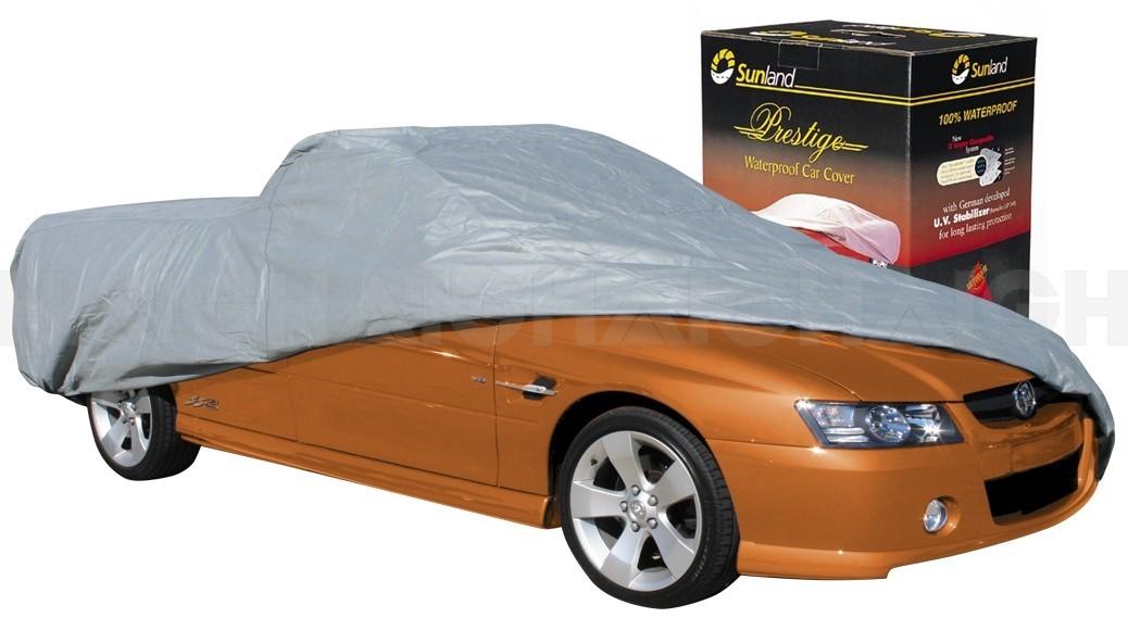 Prestige Waterproof car covers to suit UTES