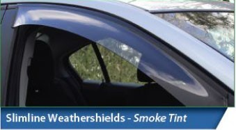 HOLDEN SLIMLINE WEATHERSHIELDS by Protective Plastics
