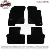 JEEP PATRIOT PREMIER TAILORED FLOOR MATS