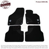 VW TIGUAN PREMIER TAILORED FLOOR MATS