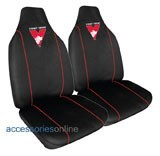 AFL FOOTBALL SYDNEY SWANS CAR SEAT COVERS *FREE SHIPPING*