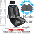 FORD FUSION JACQUARD car seat covers Size CUSTOM MADE *Free Shipping