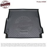 LAND ROVER DISCOVERY 4 BOOT LINER