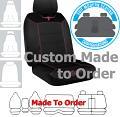 RM WILLIAMS JILLAROO car seat covers BLACK MESH Size CUSTOM MADE