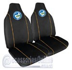 NRL PARRAMATTA EELS CAR SEAT COVERS *FREE SHIPPING*