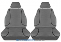 TRADIES Holden Colorado RG Single Cab, Space Cab 2012 - Onwards  Canvas Seat Covers