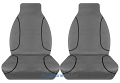 TRADIES Toyota Hilux Single Cab Workmate SR 11/2015 onwards Canvas Seat Covers