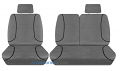 TRADIES Hyundai Iload 2012 - Onwards Canvas Seat Covers