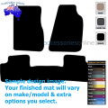 FORD FALCON [XD,XE,XF] 1979 to 1988 FRONT & REAR Tailored floor mats