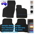 VOLKSWAGEN PASSAT [3C] (B7) 10/2010 TO 2015 FRONT & REAR Tailored floor mats