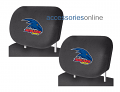 AFL ADELAIDE CROWS car Headrest Covers