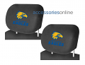 AFL WEST COAST EAGLES car Headrest Covers