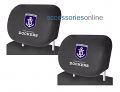 AFL FREMANTLE DOCKERS car Headrest Covers