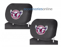 NRL MANLY SEA EAGLES car Headrest Covers