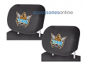 NRL GOLD COAST TITANS car Headrest Covers