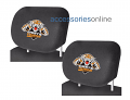 NRL WESTS TIGERS car Headrest Covers
