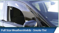 VW VOLKSWAGEN FULL-SIZE WEATHERSHIELDS by Protective Plastics
