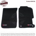 HONDA PRELUDE 1992 to 2001 PREMIER TAILORED FLOOR MATS